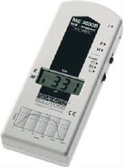 Buy and EMF Meter with Safe Living Technologies Inc.